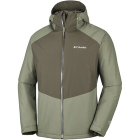 Columbia Mossy Path Jacket Men Mosstone/Peatmoss